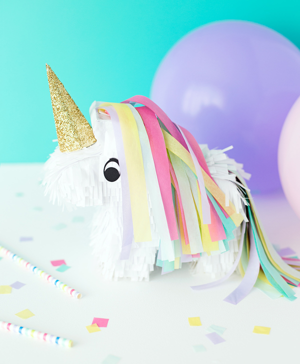 http://asubtlerevelry.com/miniature-unicorn-pinatas