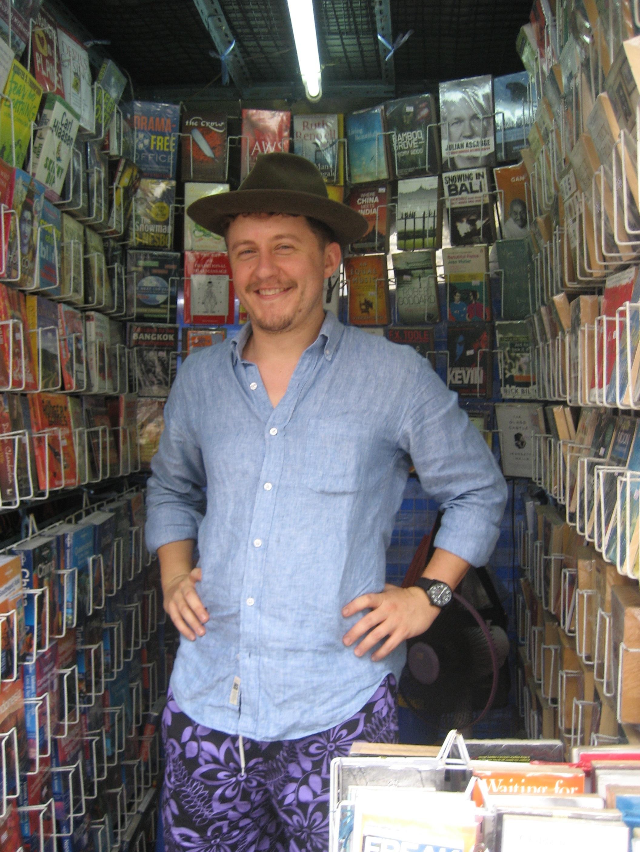 In A Bangkok Bookstore