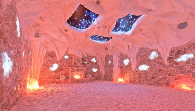 Property of Saltana Salt Caves