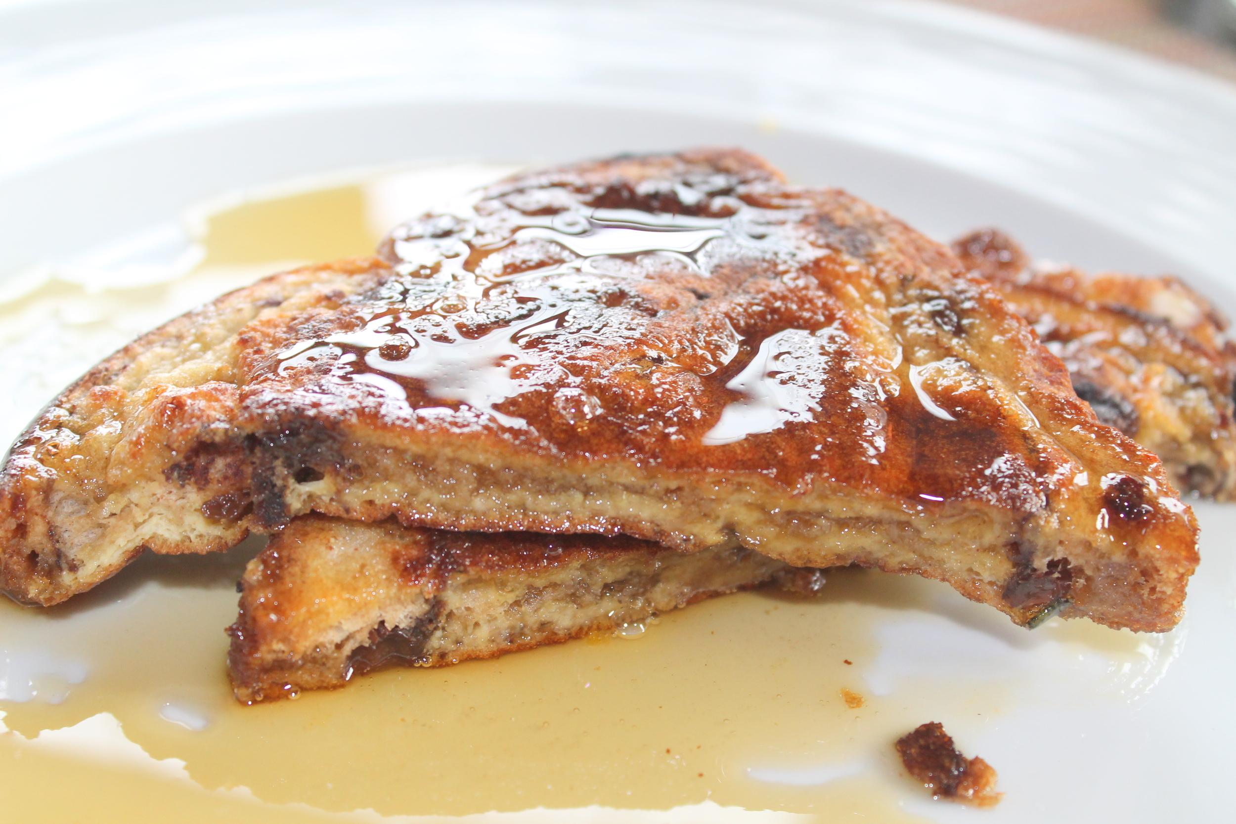 SoNo's Washington Prime's Sunday Brunch Buffet, gluten free French Toast   Jessica Gordon Ryan