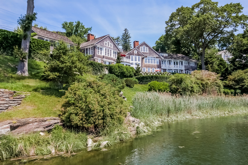 """475 Harbor Road, Fairfield Connecticut """"And so it Goes"""" home starring Diane Keaton and Michael Douglas for sale."""