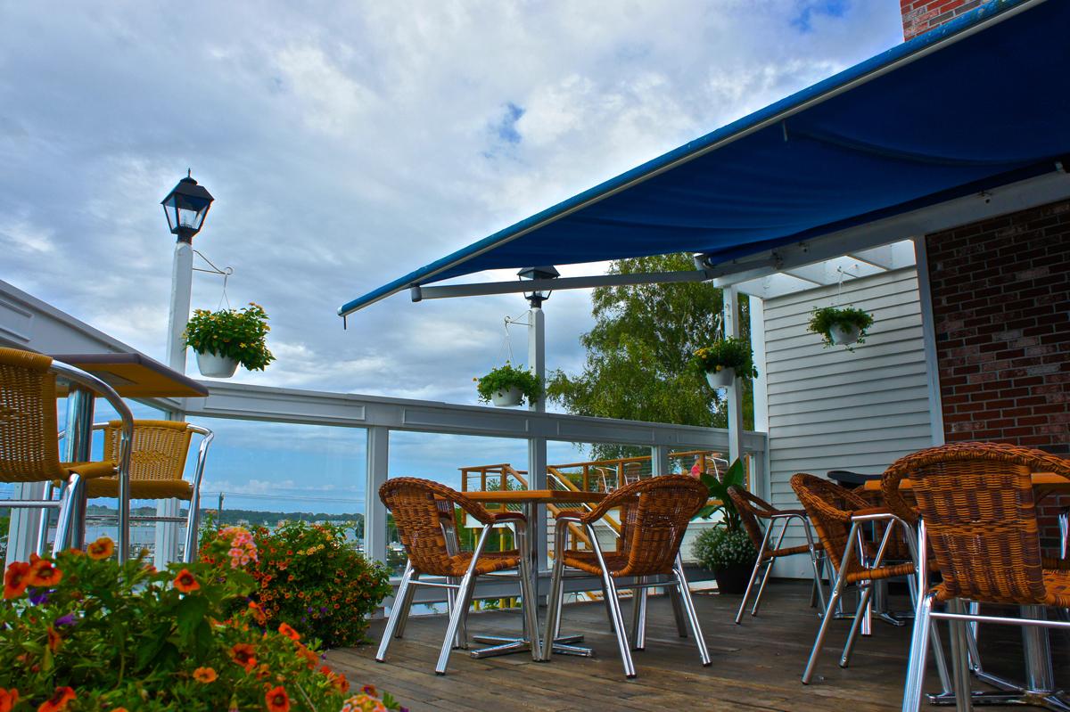 Harbour House Restaurant, Inn at Mystic Image Property Inn at Mystic