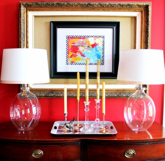 The best way to display your children's artwork Image via Our Fifth House