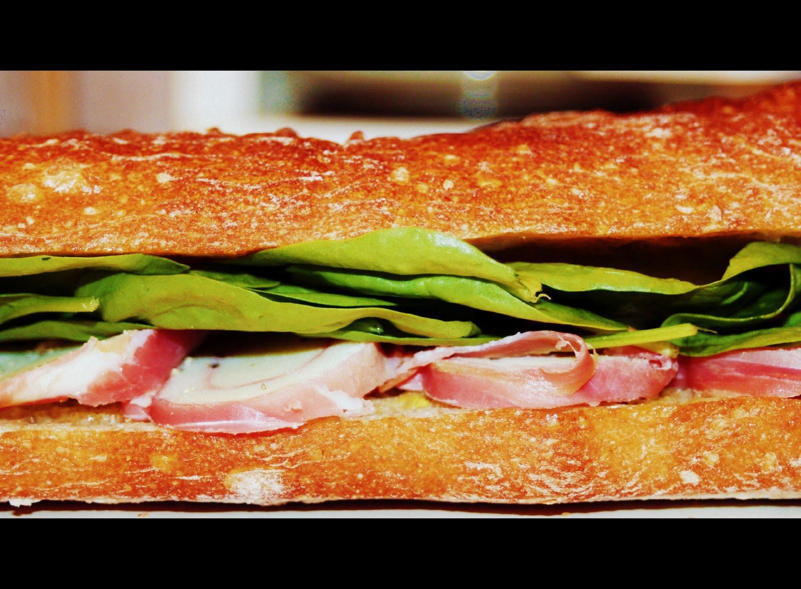 Summer Sandwiches. Image via Jessica Moseley Gordon