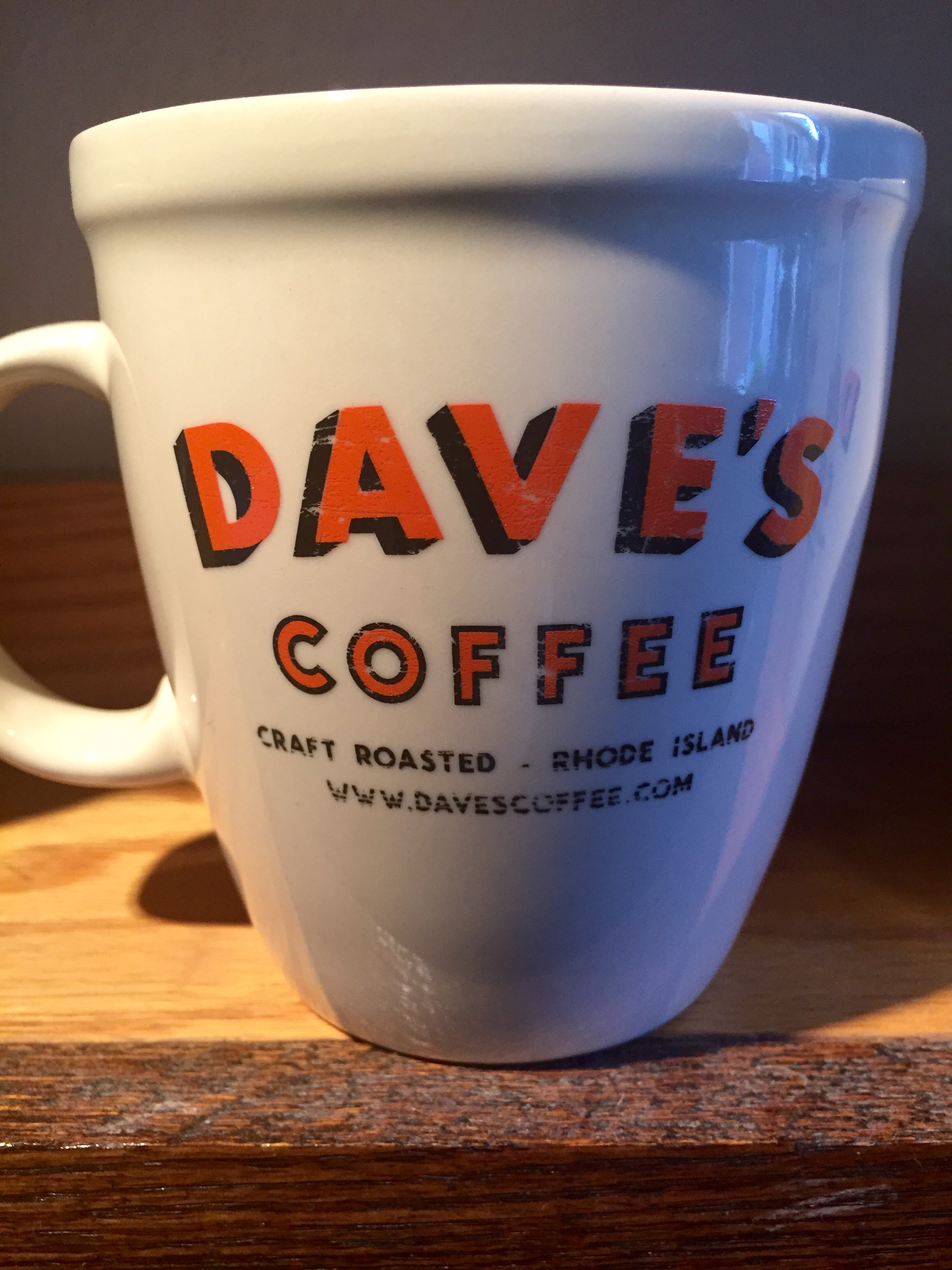 All good things are found off the beaten path.Dave's Coffee, Charlestown, RI. Image Jessica Gordon Ryan