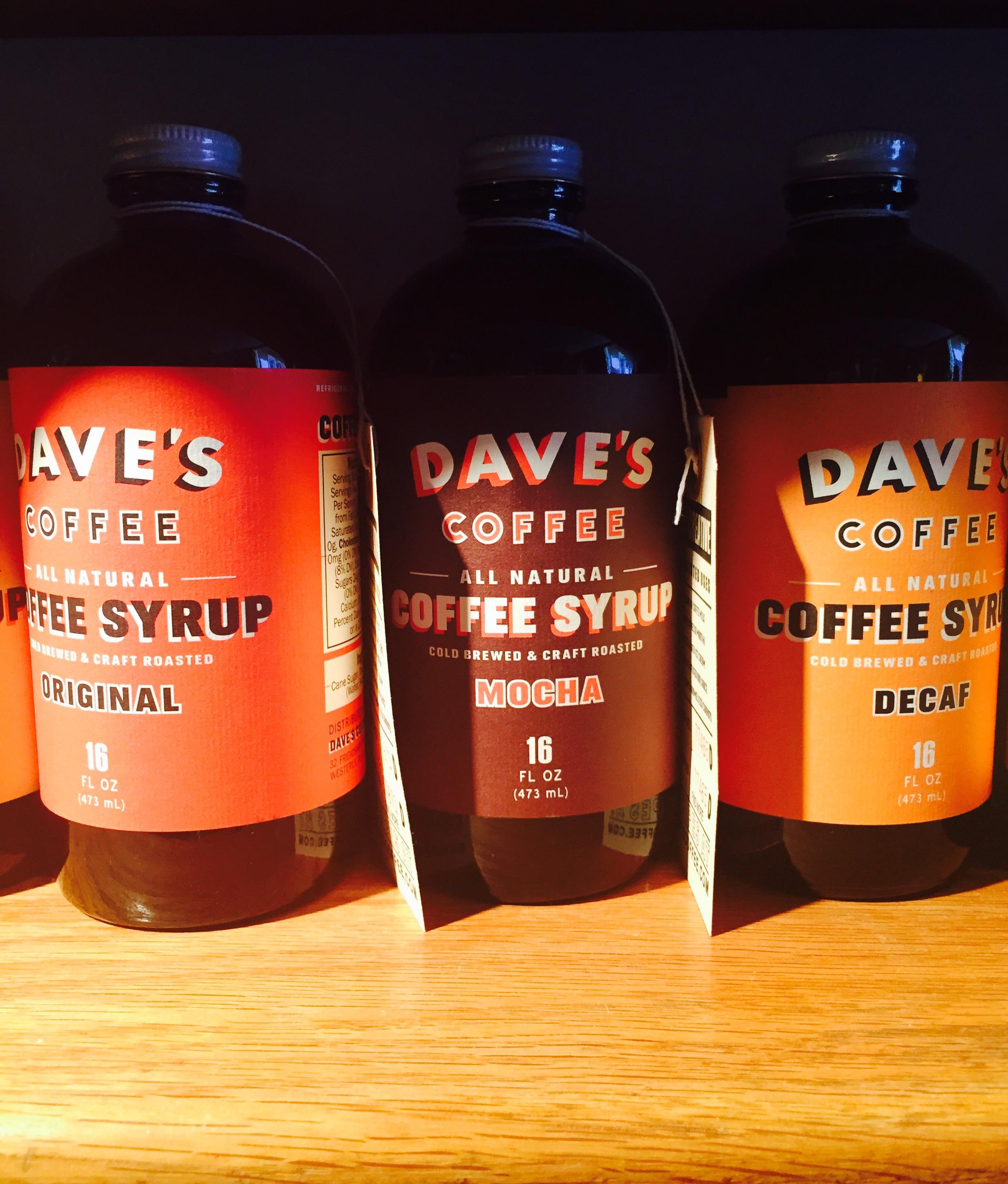 Dave's Coffee, Charlestown, RI. Image Jessica Gordon Ryan