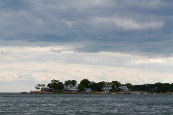 Enjoying the best of Connecticut's Gold Coast :: The Thimble Islands The Entertaining House