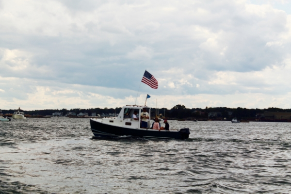 Enjoying the best of Connecticut's Gold Coast :: The Thimble Islands/Thimble Islands Cruises The Entertaining House