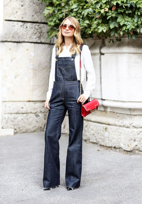 Overalls as seen in  Whowhatwear.com