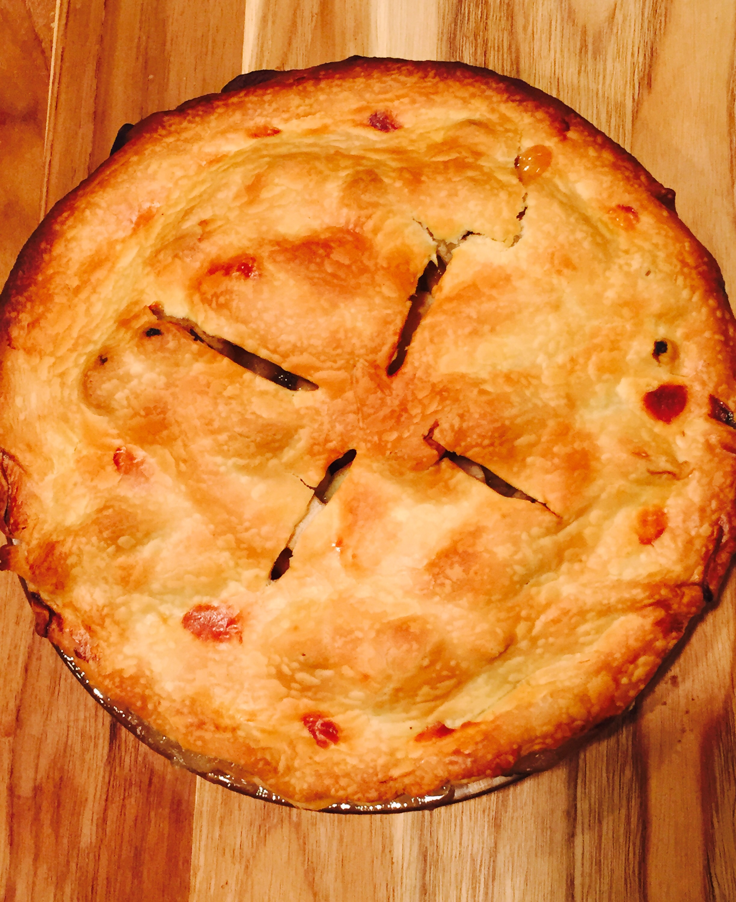 The Very Best Apple Pie. The Entertaining House