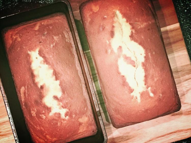 Eggnog Poundcake. Image via The Entertaining House
