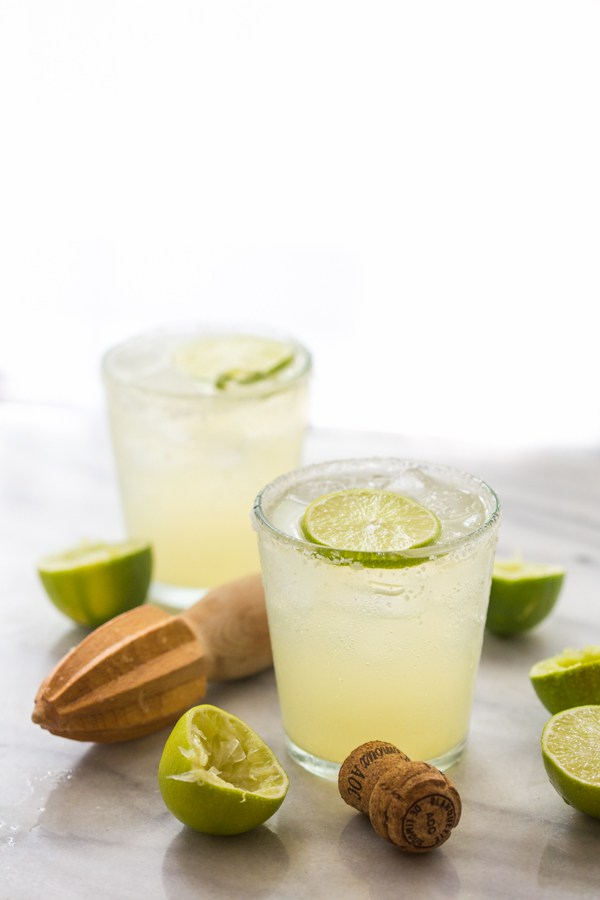 10 Mouthwatering Margarita Recipes. Champagne Margarita