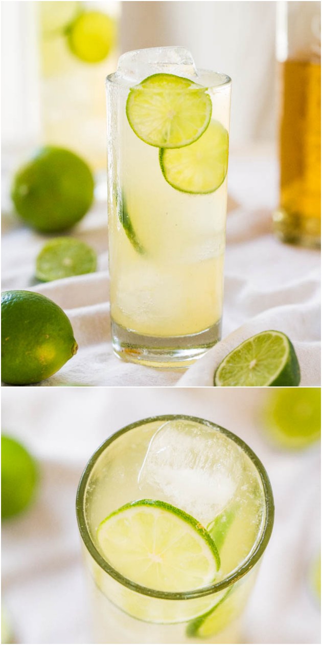 10 Mouthwatering Margarita Recipes.