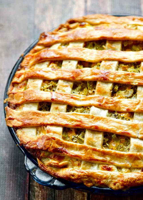 Happy National Pie Day! Image property of The Wicked Noodle