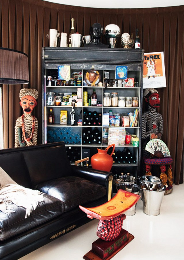 20 Stirring Ideas for Creating a Stunning at home Bar. Image My Domaine