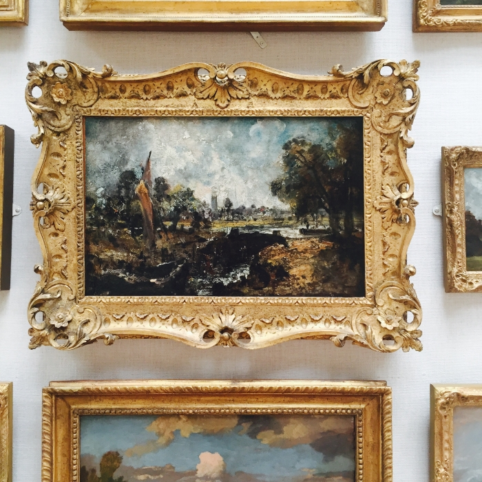 The Yale Museum of British Art. John Constable