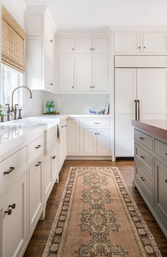 A well stocked Kitchen for the summer traveller via The Entertaining House. Image via House Beautiful