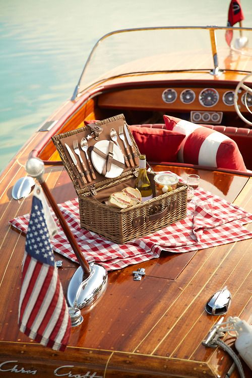 Happy Fourth of July! The Entertaining House. Image  via