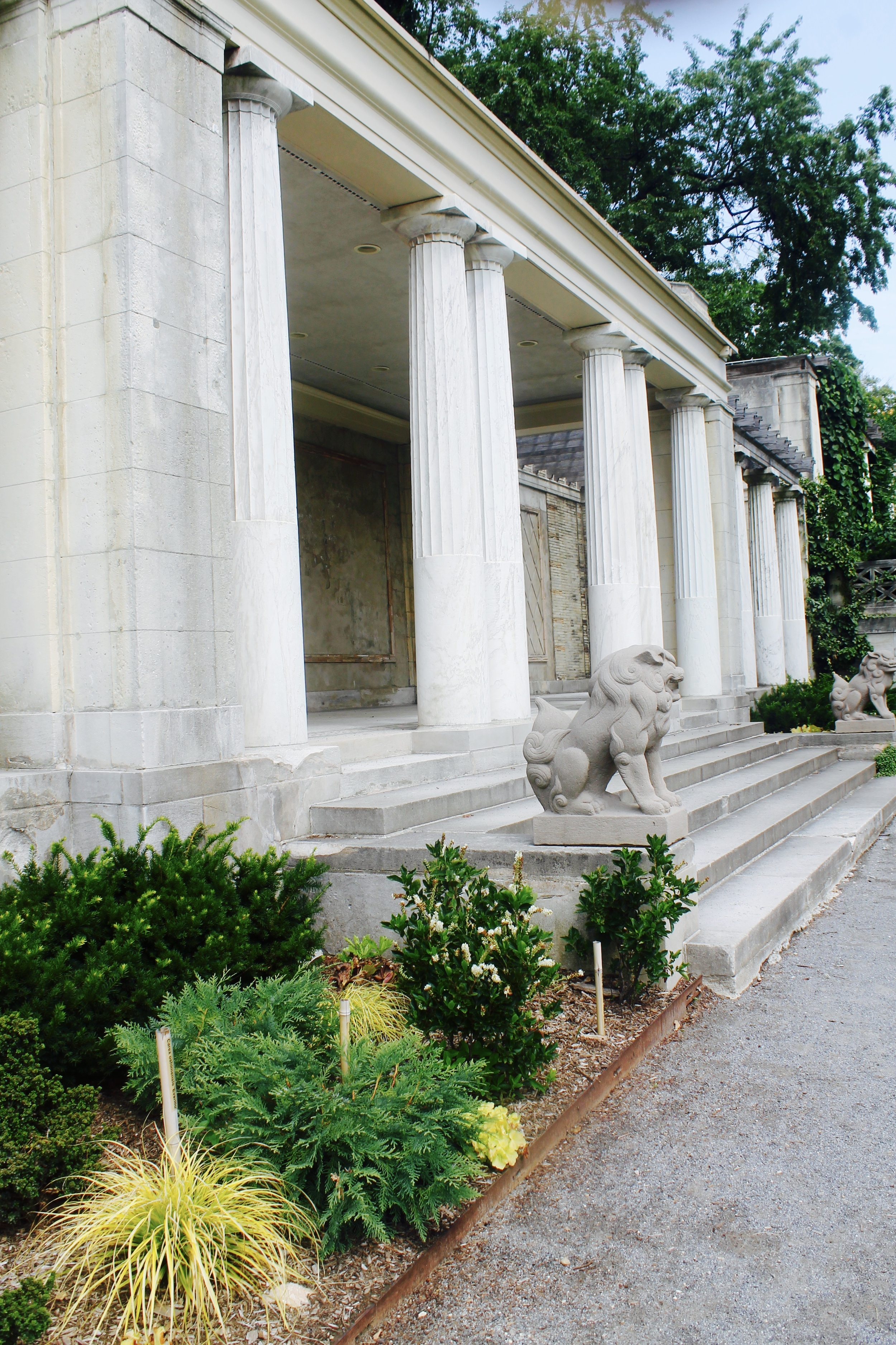 The Untermeyer Gardens: Hidden Gems of New York City - Photography property of Jessica Gordon Ryan/The Entertaining House