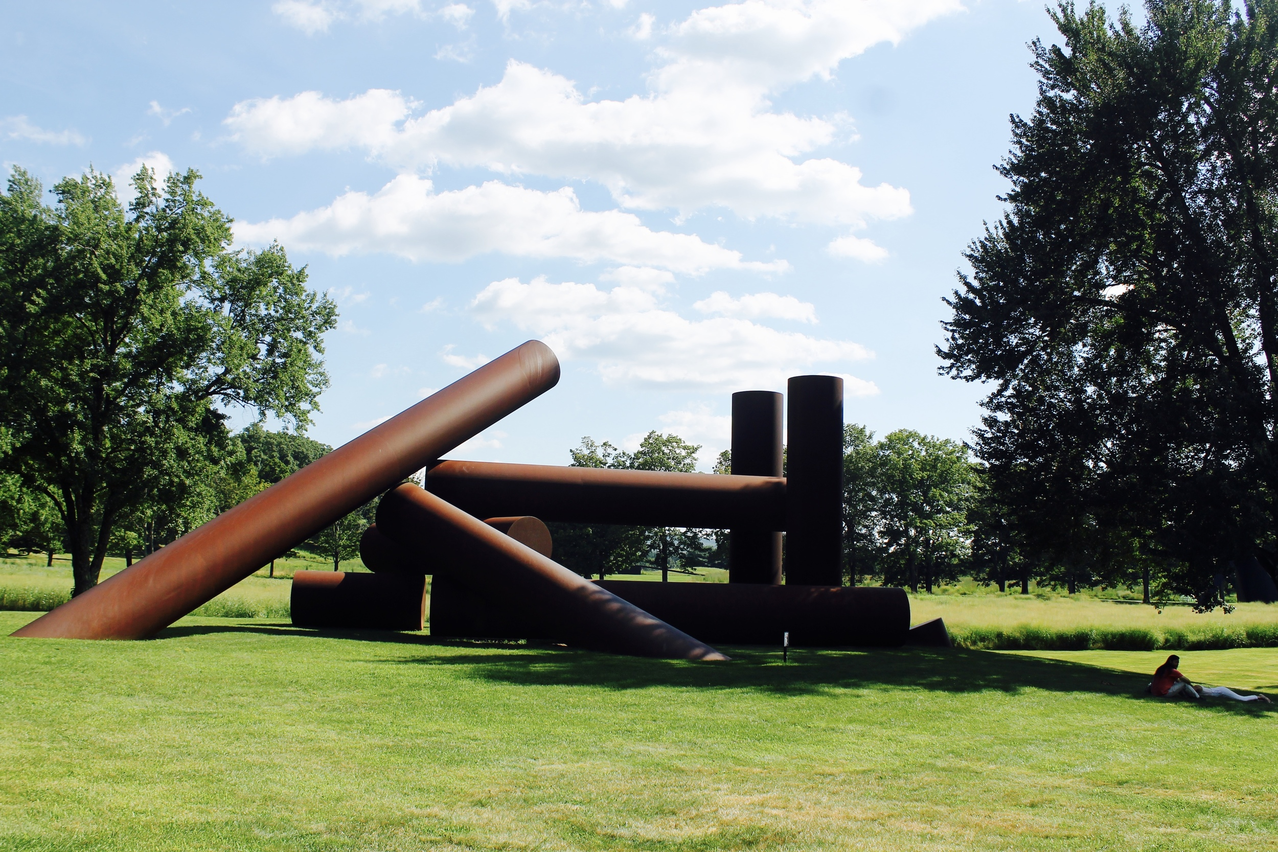 Discovering the Hudson Valley area :: Storm King Art Center - All images property of Jessica Gordon Ryan/The Entertaining House