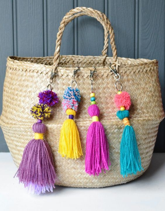 Tassels en Vogue :: The Entertaining House Image via  Life as Mama