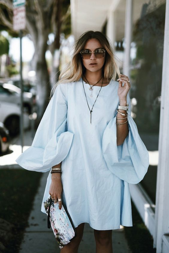 For Whom The Bell Sleeve Tolls - image via Stylecaster