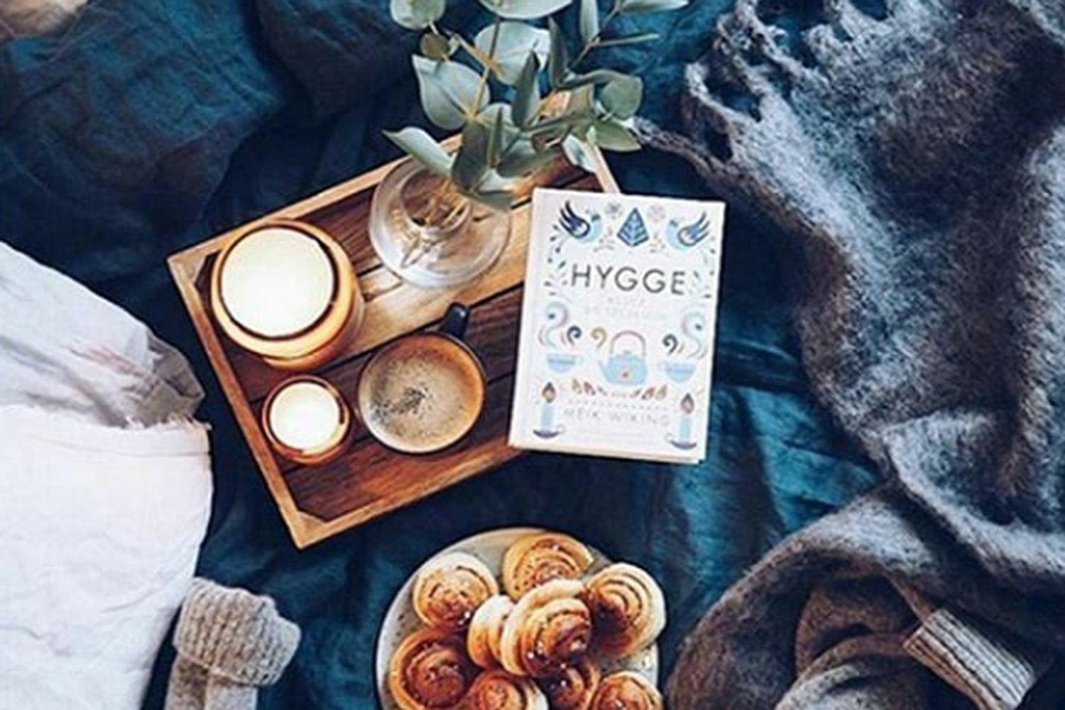 Life Styled: 30 Ways to Hygge Image via WBUR