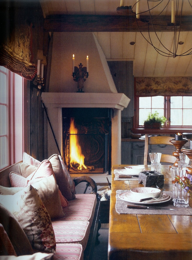 Recipes from the Hygge Kitchen.  Source .