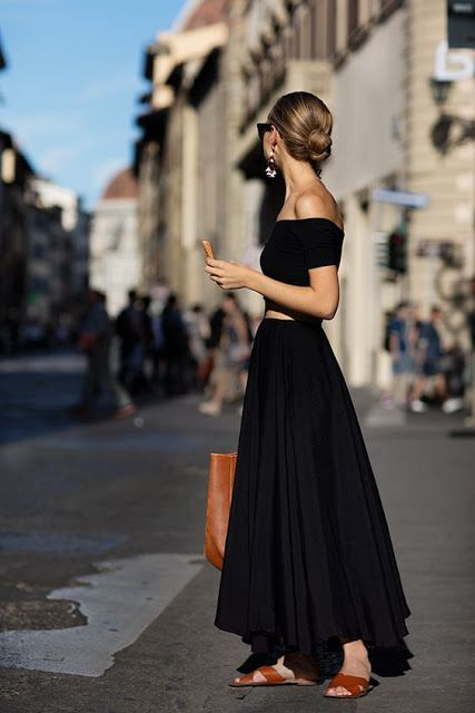 Spring Fashion Favorites :: The Right to Bare Arms. Image via The Good Life of Design