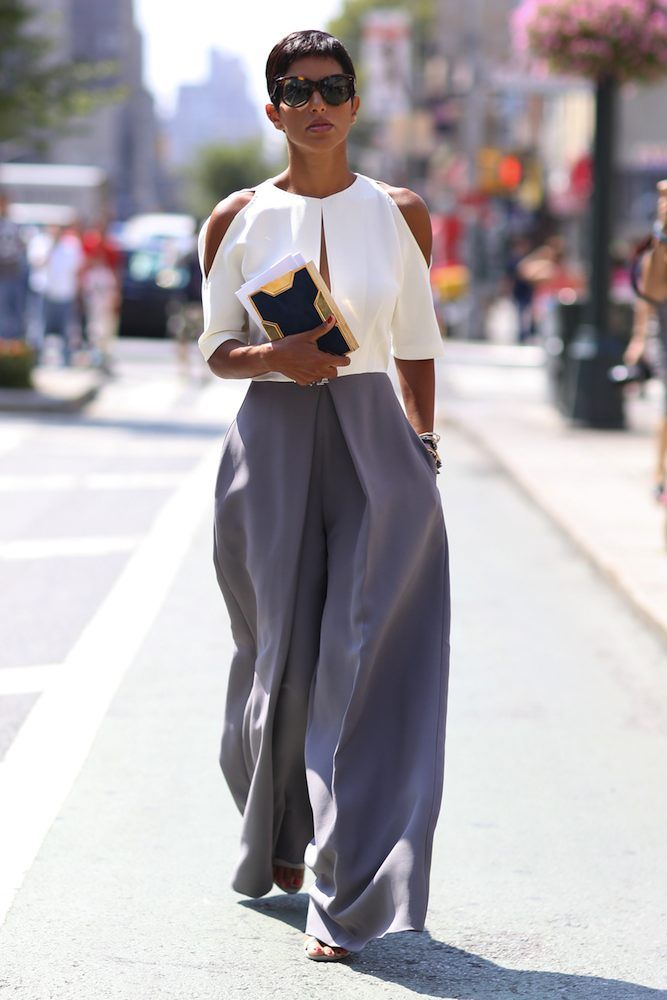 Spring Fashion Favorites :: The Right to Bare Arms. Image via Vogue