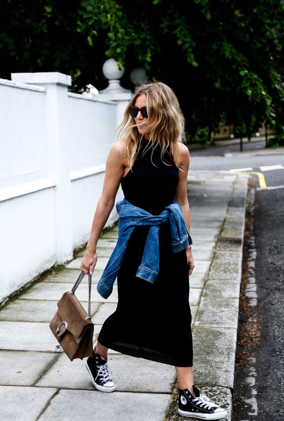 Spring Fashion Favorites :: The Right to Bare Arms. Image via Who What Wear
