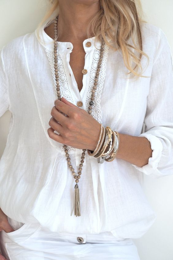 The Little White Blouse. Image via  Bypias
