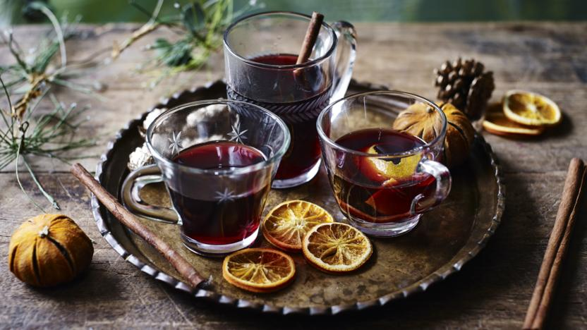 Mulled Wine - The cold weather sangria. Image via the BBC