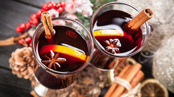 Mulled Wine. Image via Dartmouth House