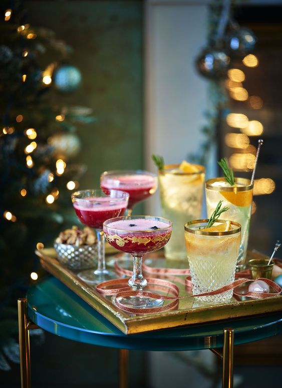 Kir Royale Champagne Image via Good Housekeeping