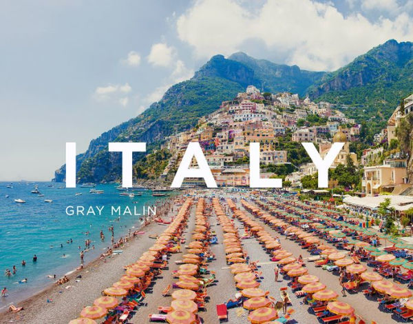 Italy, by Gray Malin, Abrams Publishers