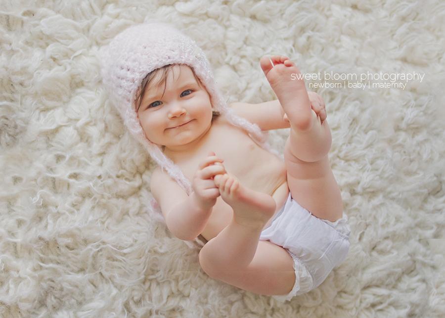 dayton ohio baby photography studio madilyn 6 months 7.jpg