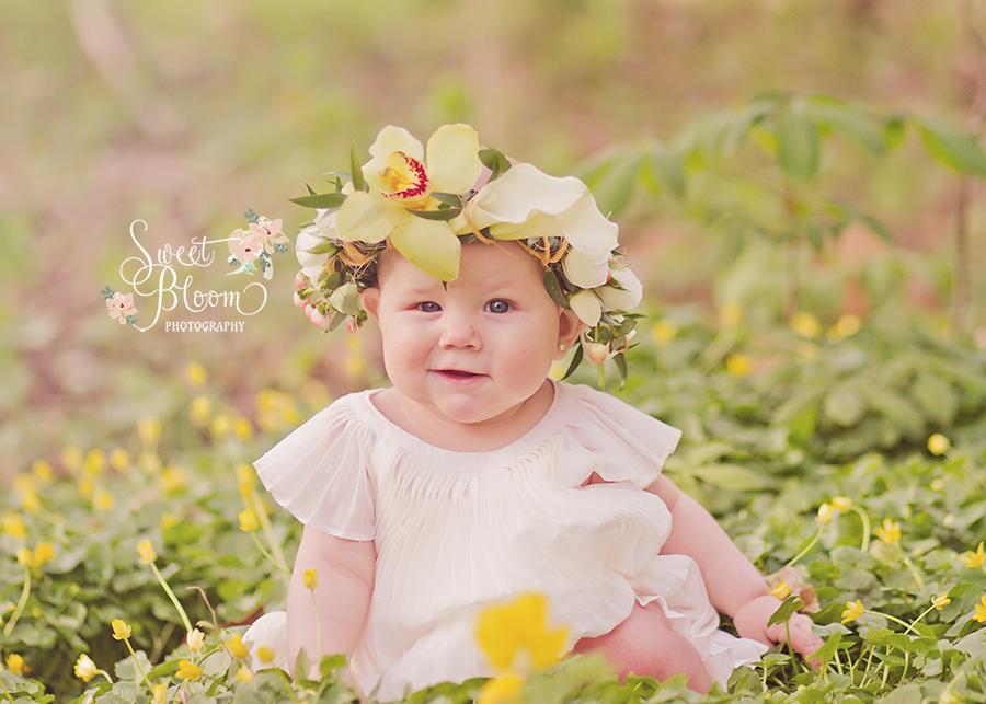 oakwood ohio baby photographer evelyn 6 months 7.jpg