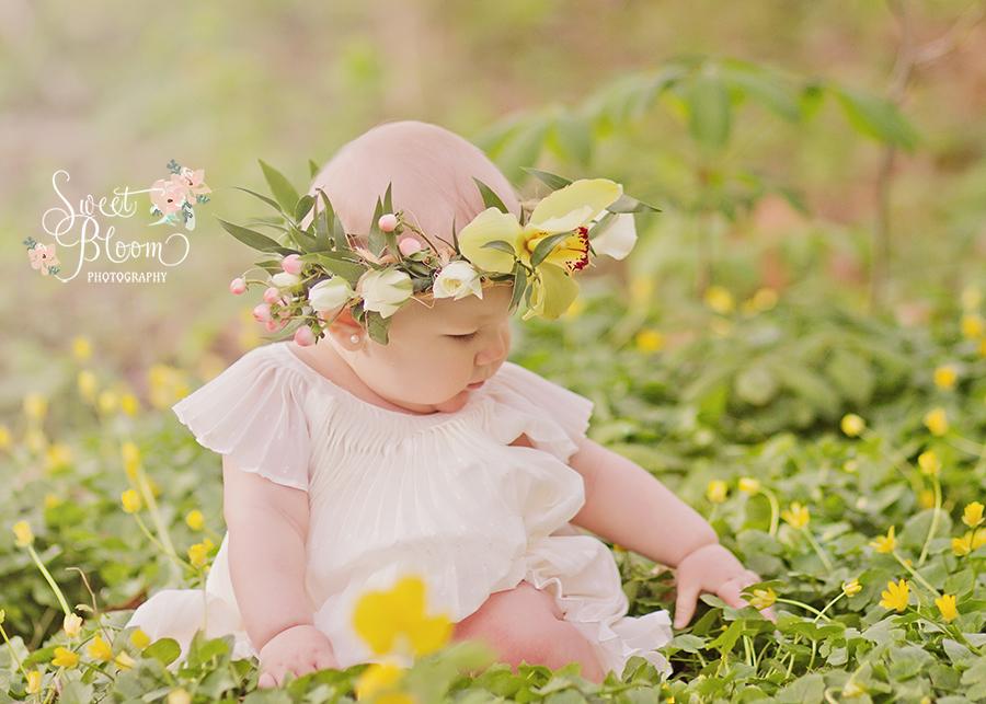 cincinnati ohio baby photographer evelyn 6 months 2.jpg