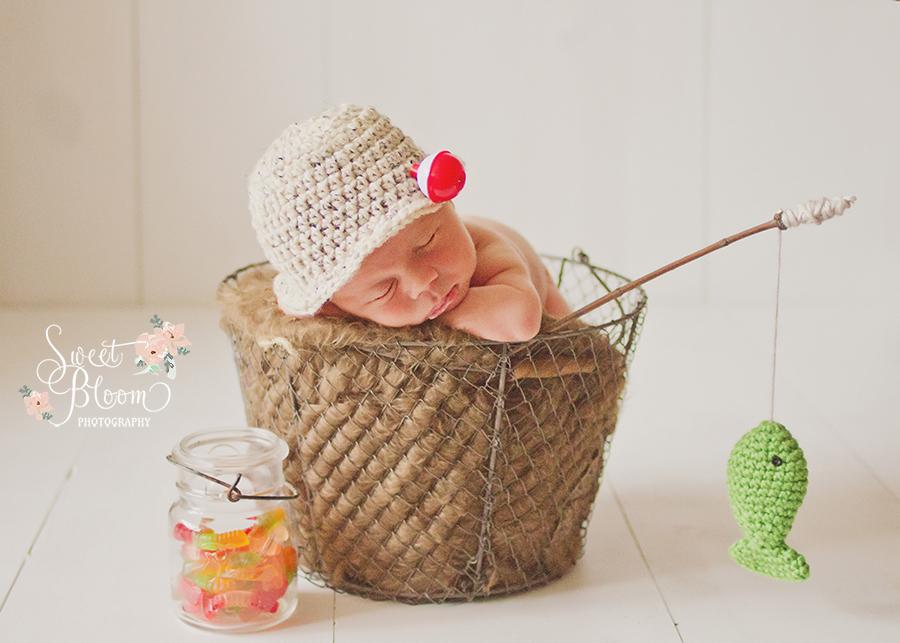dayton ohio newborn photographer maxwell gone fishin 2.jpg