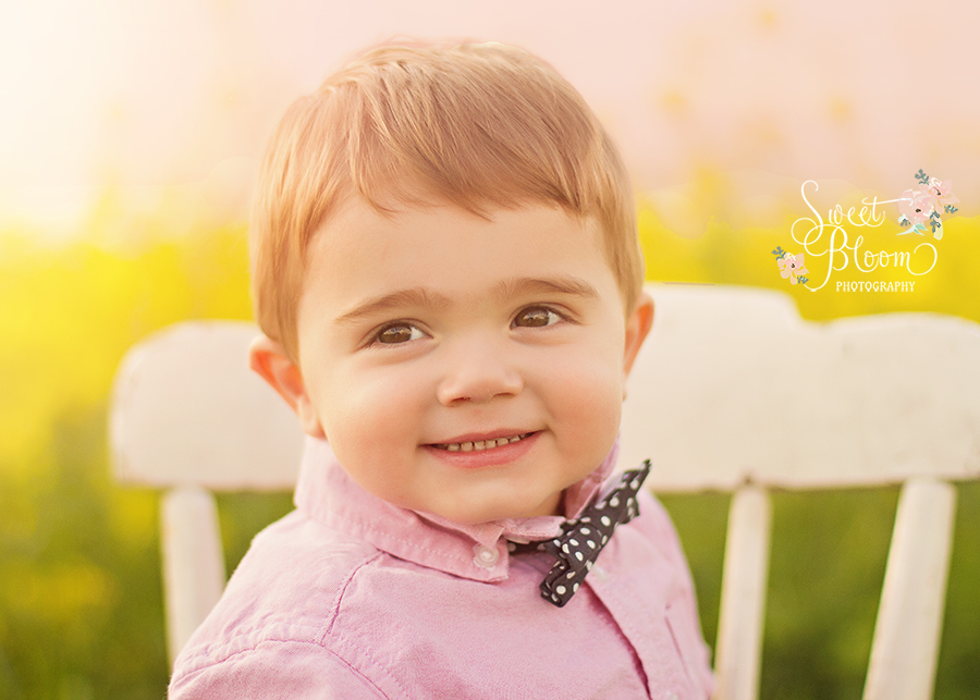 Cincinnati Ohio Baby Photographer