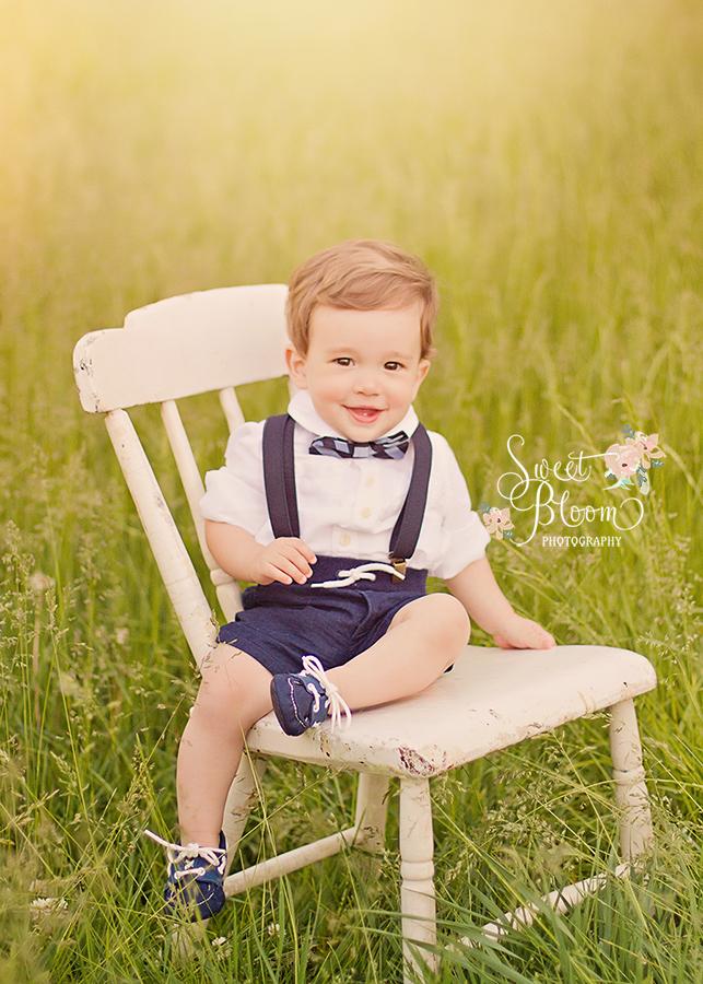 Dayton Ohio Baby Photographer | Sweet Bloom Photography | www.sweetbloomphotography.com