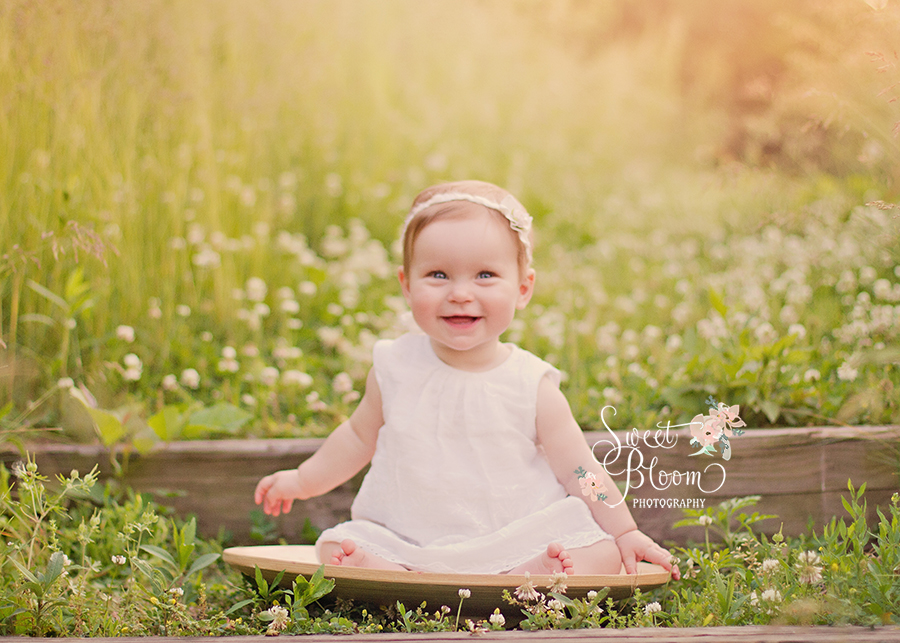 Oakwood Ohio Baby Photographer | Sweet Bloom Photography | www.sweetbloomphotography.com