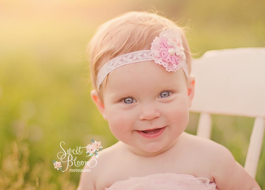 Beavercreek Ohio Baby Photographer | Sweet Bloom Photography | www.sweetbloomphotography.com