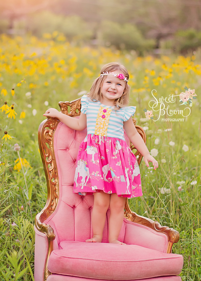 Dayton Ohio Child Photography | Sweet Bloom Photography | www.sweetbloomphotography.com