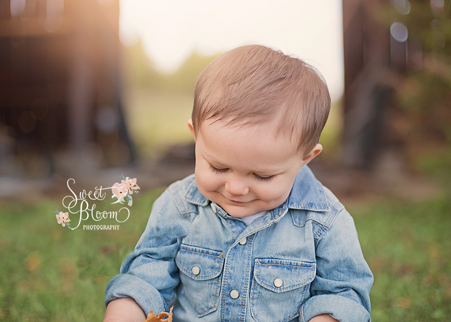 Dayton Ohio Baby Photography | Sweet Bloom Photography | www.sweetbloomphotography.com