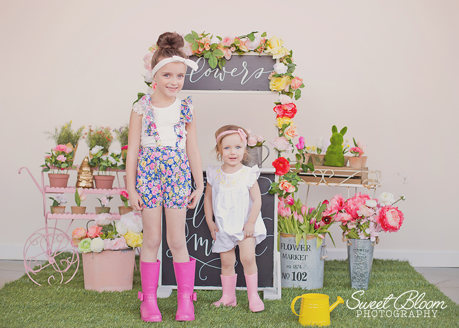Dayton Ohio Baby Photographer Spring Mini Sessions | Sweet Bloom Photography | www.sweetbloomphotography.com