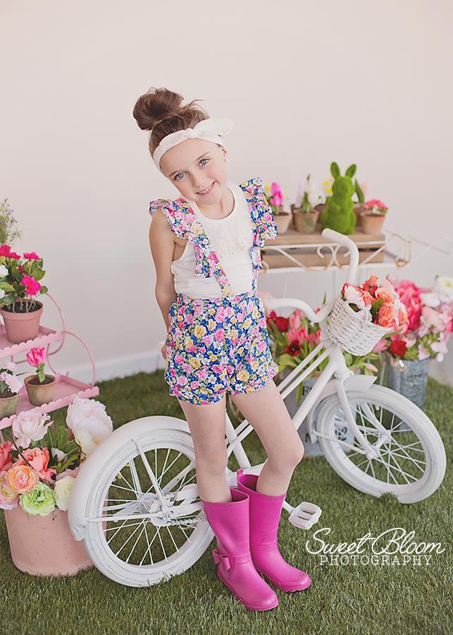 Dayton Ohio Child Photographer | Sweet Bloom Photography | www.sweetbloomphotography.com