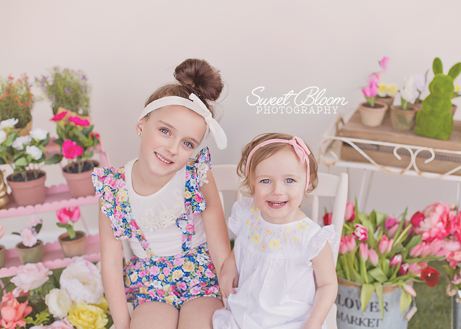 Dayton Ohio Baby Photography Studio Spring MIni Sessions | Sweet Bloom Photography | www.sweetbloomphotography.com