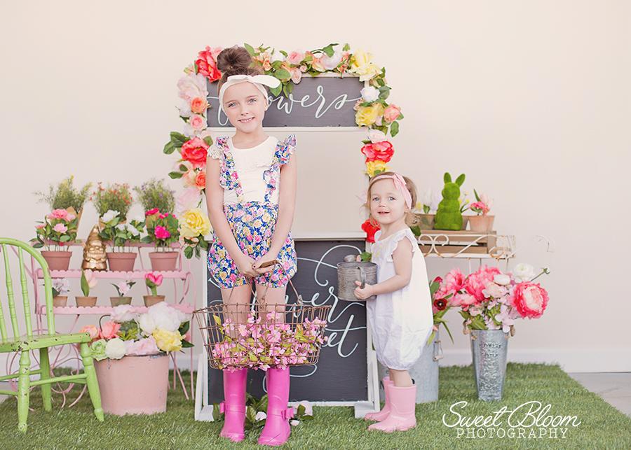 Springboro Ohio Child Photographer | Sweet Bloom Photography | www.sweetbloomphotography.com